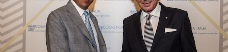 Renato Ancorotti, nuovo presidente di Cosmetica Italia