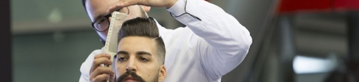 United Barbers Show a Cosmoprof