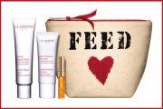 Clarins & FEED: anche nel 2018, una partnership di cuore